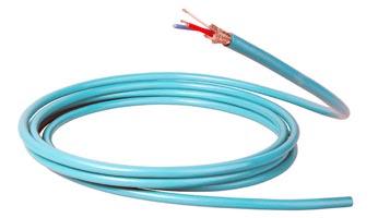 Cables de bus de datos para ferrocarriles