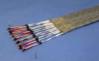 Cables planos apantallados multicapa