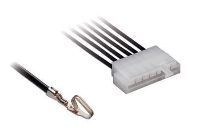 Conectores de potencia cable a tarjeta