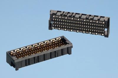 Conectores compactos de alta densidad