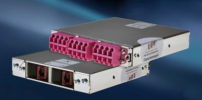 Sistema para migración de 40 a 100 GbE