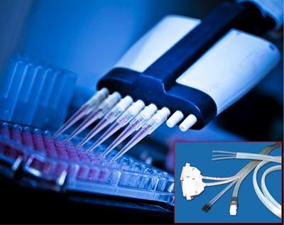 Cables planos flexibles para medicina