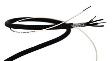Cables de señalización para trenes