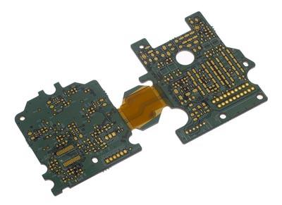 Circuitería rígido-flexible