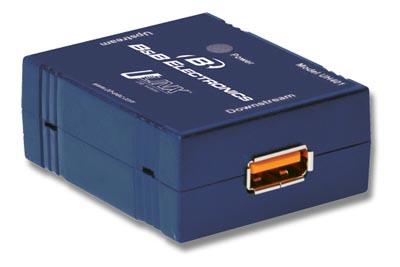 Aislador digital para cables USB