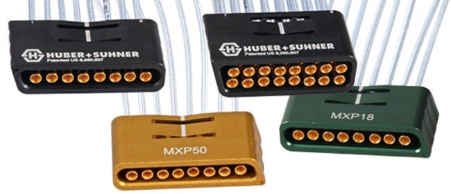Conectores multicoax