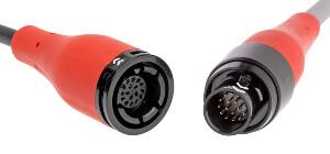 Conectores circulares para fines médicos