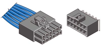 Conectores de alta potencia y densidad