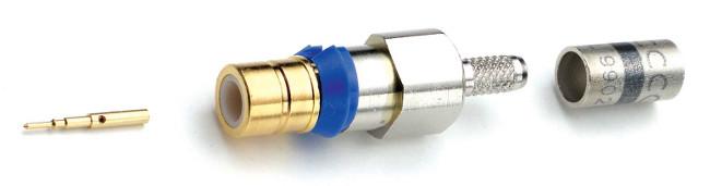 Soluciones de conexión a 50 GHz