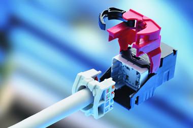 Módulo de conexión Cat6A para 10 GbE