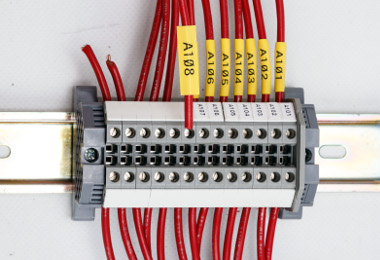 etiquetas de identificación para cables