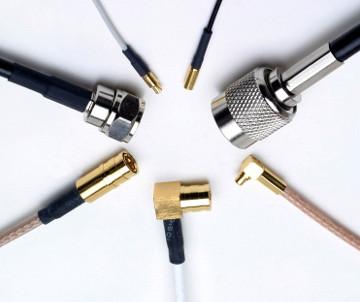 Contactos y módulos de RF no magnéticos