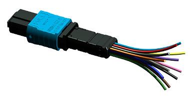 solución de conexión MTP de 900 micras