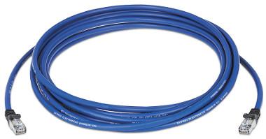Cables de par trenzado blindado de precisión