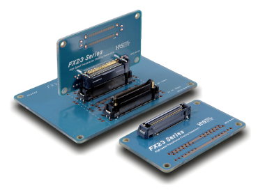Conectores tarjeta a tarjeta con contactos flotantes