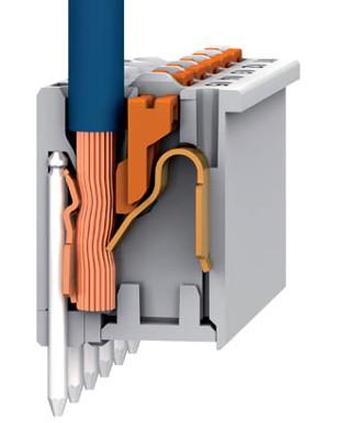 Sistema de conexión macho-hembra