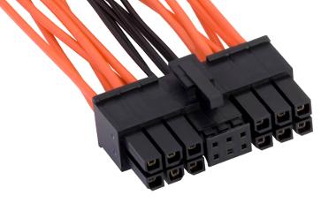 Conectores híbridos con diseño modular flexible