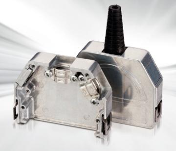 Capuchas metálicas con abrazadera de cable