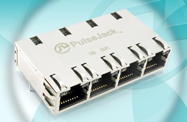 Módulo integrado 10GBASE-T con capacidad PoE
