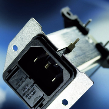 Módulos de entrada de alimentación con V-Lock