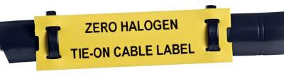 Etiquetas para cables con ancho de 10 mm