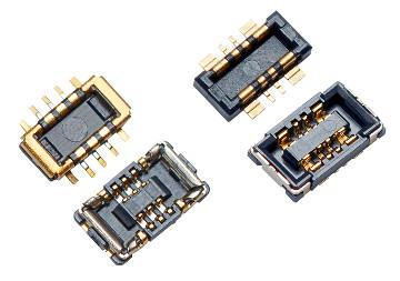 Conectores placa a placa microminiatura
