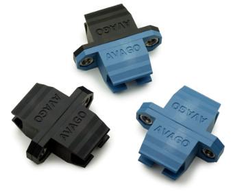 Conectores bulkhead dúplex