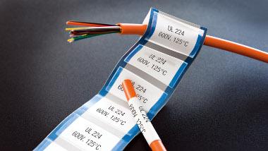 Etiquetadoras para cables