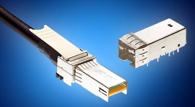 Conectores y ensamblajes de cable micro SFP+