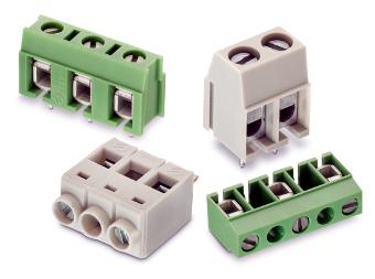conectores de bloques terminales