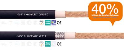 Cables de motor unipolares