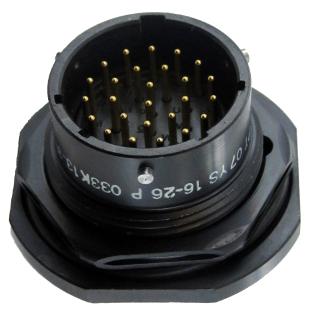 Conectores con chapado de cinc – níquel