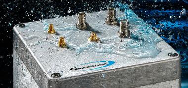 Cables coaxiales resistentes al agua