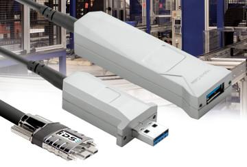 Cables USB 3.0 de hasta 50 metros