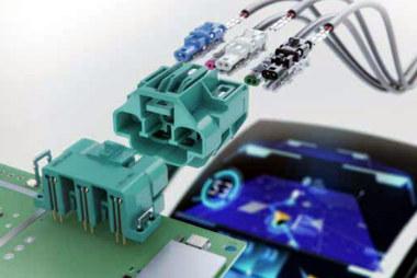 Sistema de conexión para aplicaciones Ethernet