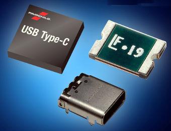 bloques de construcción de USB Tipo-C