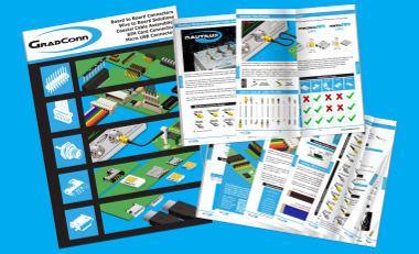 Catálogo de conectores y montajes