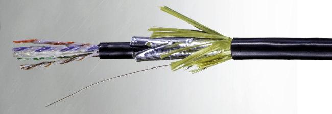 Cable para exteriores Categoría 6A