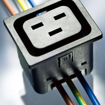 Toma de corriente IEC