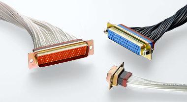 Conectores D subminiatura sellados