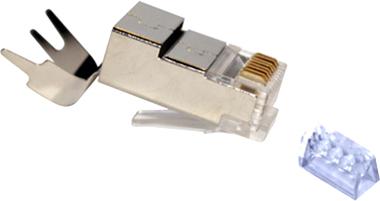 Conector macho RJ45 Cat 6A