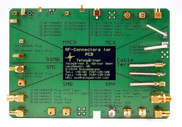Conectores para PCBs