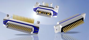 conectores de combinación D-SUB IP67