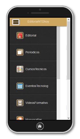 Nueva app de la editorial NTDhoy