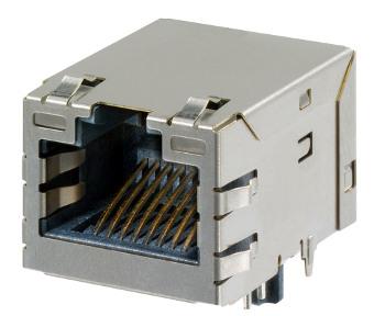 conector RJ45 Gigabit