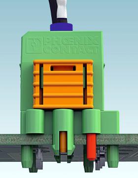 Bornes de ensamblaje manual para PCB