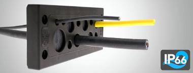 Sistema de entrada de cables