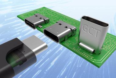 Conectores USB C de alto rendimiento