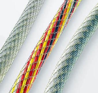 sistema de gestión de cables