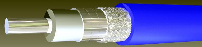 cables coaxiales para microondas